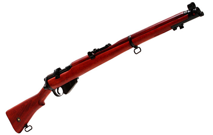 airsoft lee iron enfield mk iii smle rifle matrix rifles ww2 no1 hyperdouraku mkiii tags