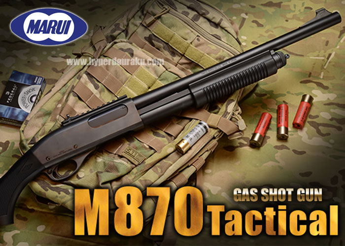 Hyperdouraku TM  M870 Tactical Review