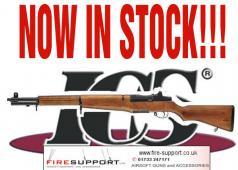 Firesupport ICS M1 Garand
