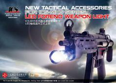 ICS LED Forend Weaponlight