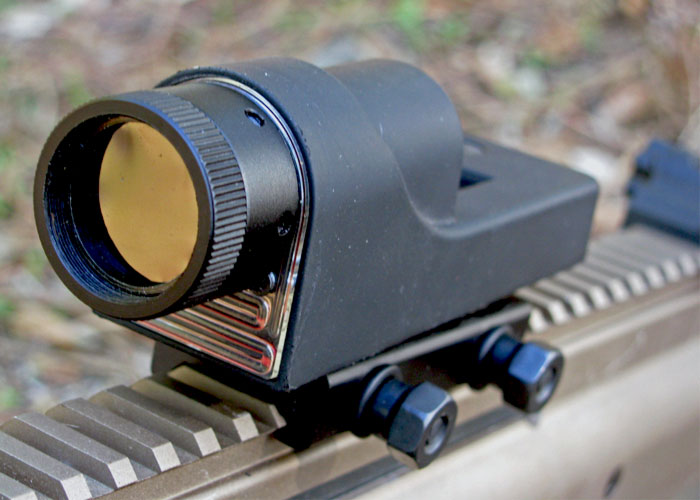 JJ Airsoft Reflex Red Dot Sight