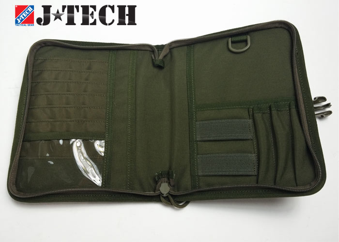 J tech tactical notebook organizer sale popular airsoft for Construction organizer notebook
