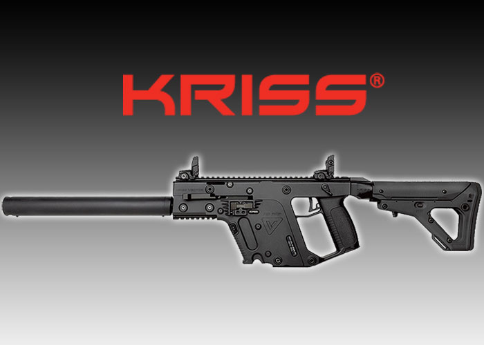 kriss expands the vector product line | popular airsoft
