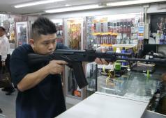 KWA AK74M GBB Guns & Guys