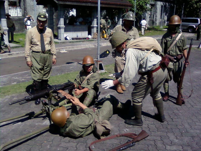 More Battle Of Manila Reenactment Photos Popular Airsoft