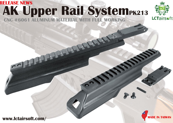 LCT Airsoft AK Upper Rail System 03