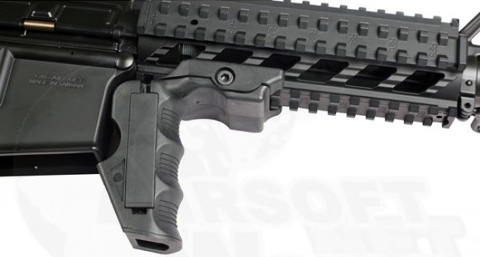 Mma Style Ris Magwell Grip Popular Airsoft Welcome To