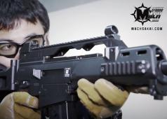 Mach Sakai: TM G36C Light PRO Review