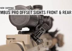 Magpul MBUS Pro Offset Sights