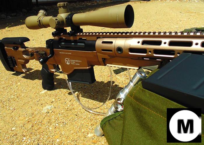 Mancraft SDiK Kit for Spring Rifles