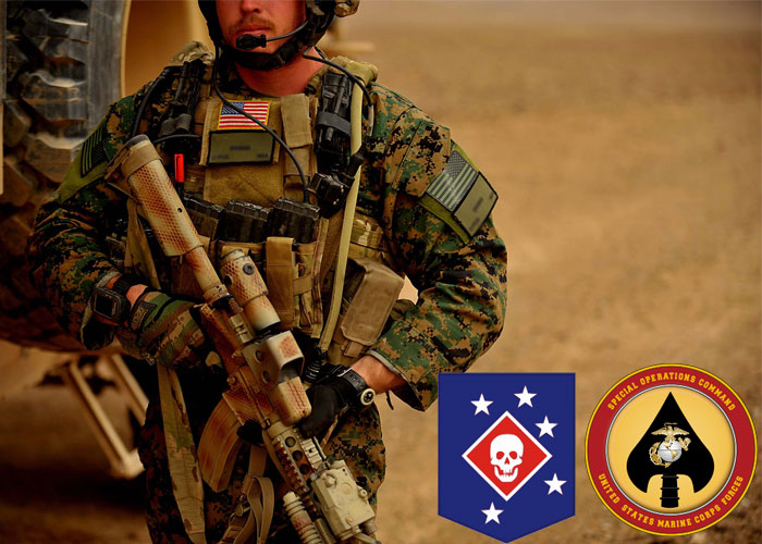 Marine Raiders - MARSOC