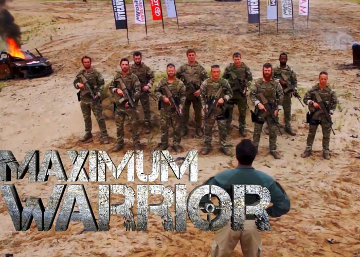 Maximum Warrior 4