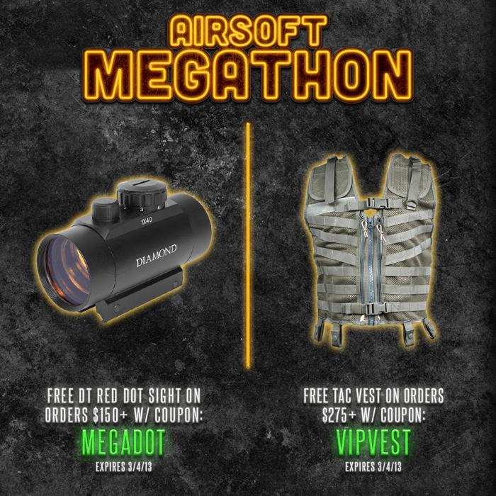 Airsoft station coupon codes 2018