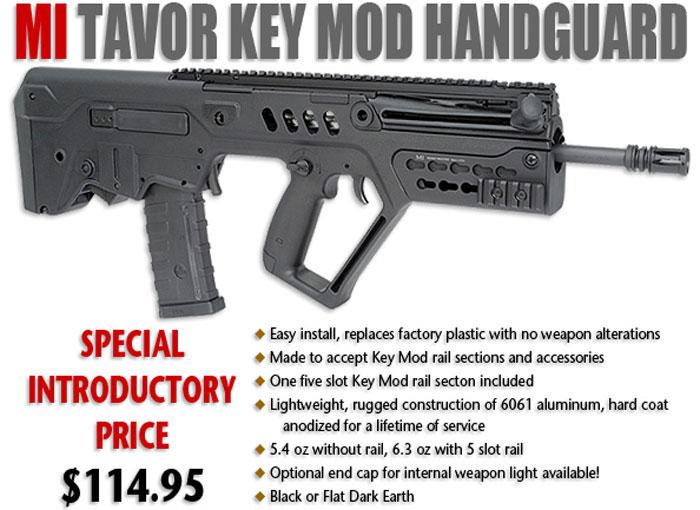 Mi Tavor Keymod Handguard Popular Airsoft