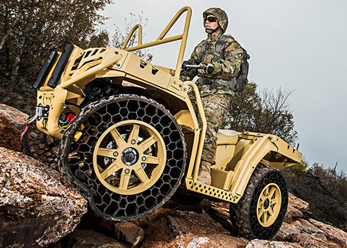 Polaris Sportsman MV 850 TerrainArmor Edition