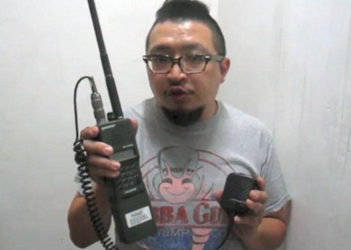 Public Enemy: TRI PRC-152 Radios