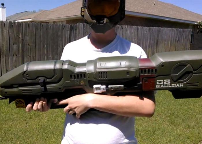 Spartan Laser Airsoft Halo Airsoft Spartan Laser