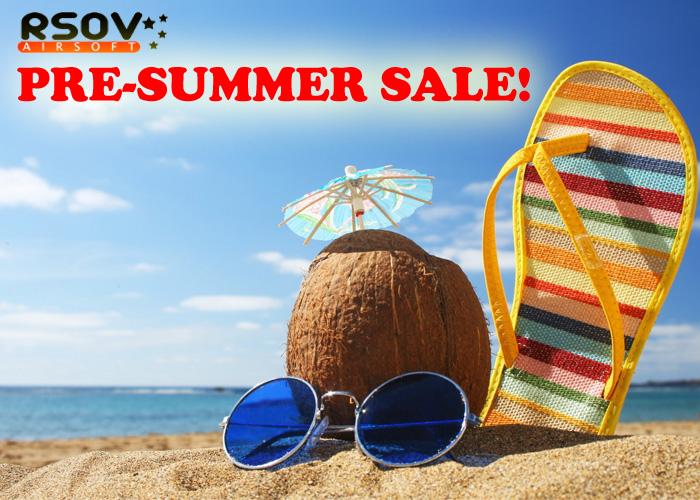 Summer Sale 2014 Rsov.com Pre-summer Sale 2014
