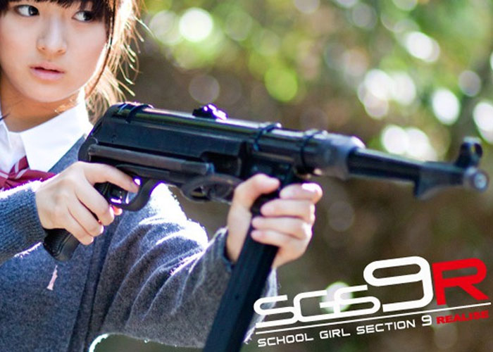 Agree with Japanese girls with airsoft guns shooting remarkable