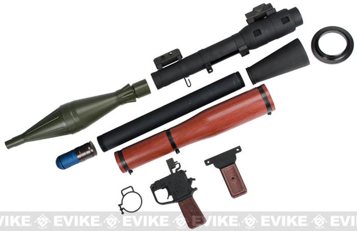 Matrix CNC RPG Challenge Kit   Popular AirsoftRpg Paintball Gun
