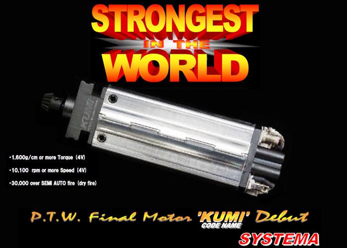 PTW Kumi Motor