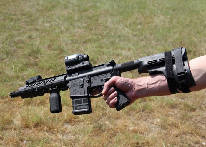 TFB: Sig SB15 Stabilizing Brace Review