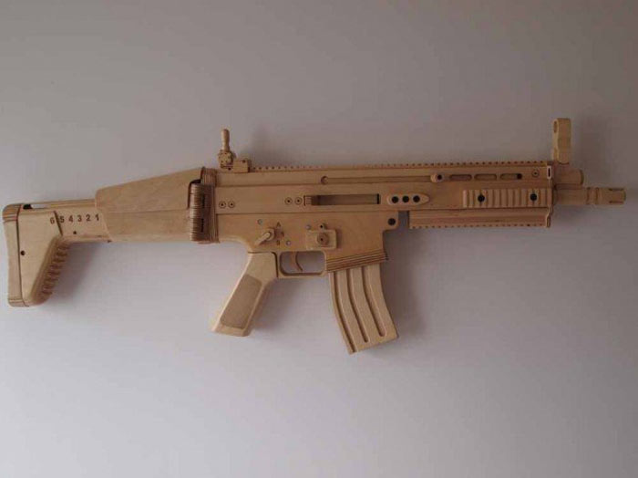 TFB: SPLINTER-SELL Wooden Replica Guns | Popular Airsoft