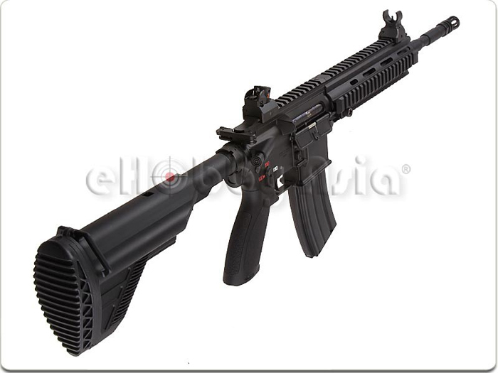 TM HK416D Recoil Shock AEG In Stock | Popular Airsoft