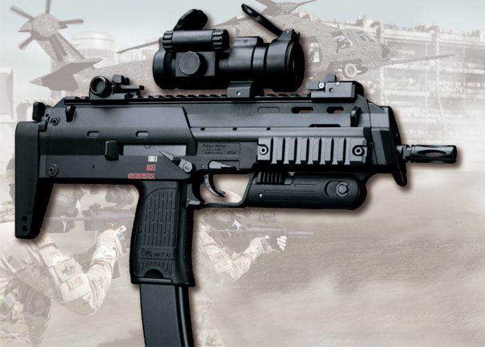 Primary Auto Group >> Tokyo Marui MP7A1 GBB + Free Magazine | Popular Airsoft ...