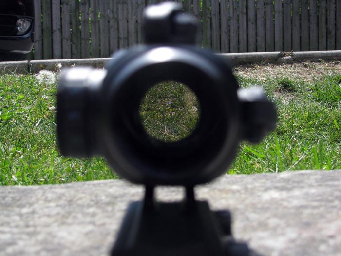 Truglo Triton 30mm Tri Color Dot Sight Popular Airsoft