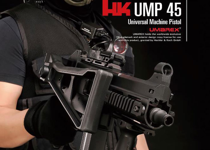 Action Airsoft VFC HK UMP .45
