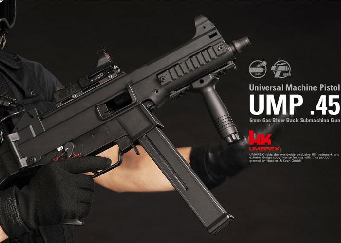RM4 ERG, VFC UMP, Thompson & More | Popular Airsoft