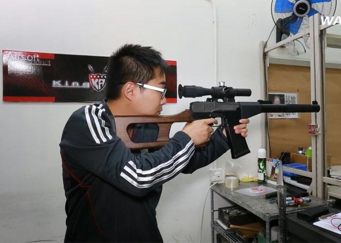 Warpaper: King Arms VSS Vintorez Preview