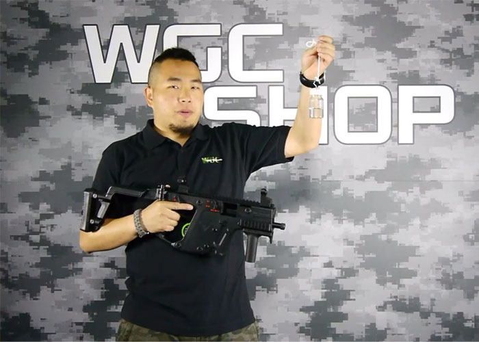 KWA Kriss Vector Custom Recoil Kit