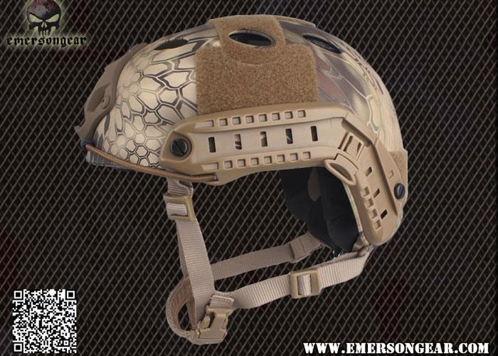 Emerson FAST Helmet PJ Type Kryptek Highlander