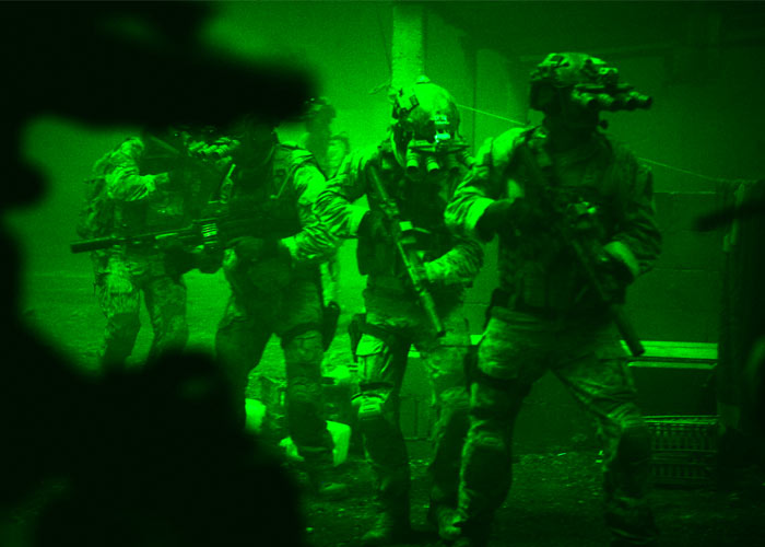 Zero Dark Thirty Night Operation Abbottabad Raid
