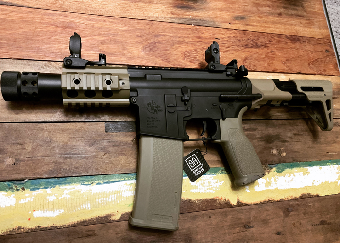 Specna Arms SA-E10 PDW EDGE Aster V2 Review
