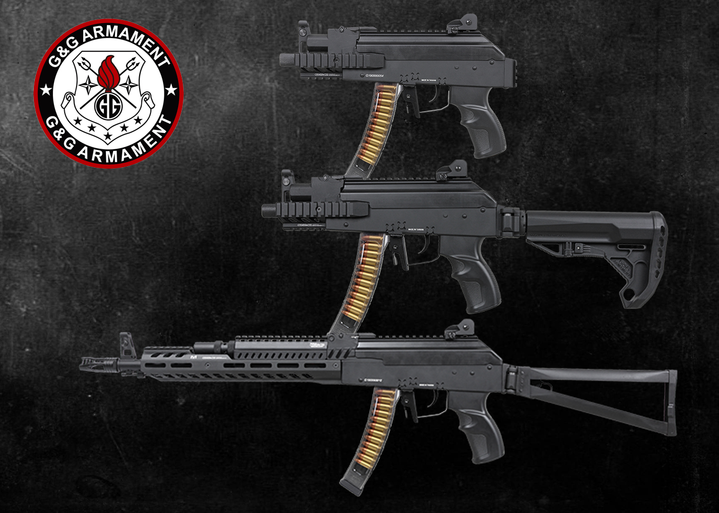 G&G Armament PRK9 AEG Series