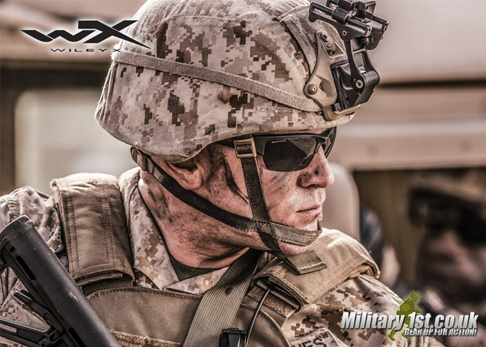 Military1st: Wiley X WX Valor Glasses