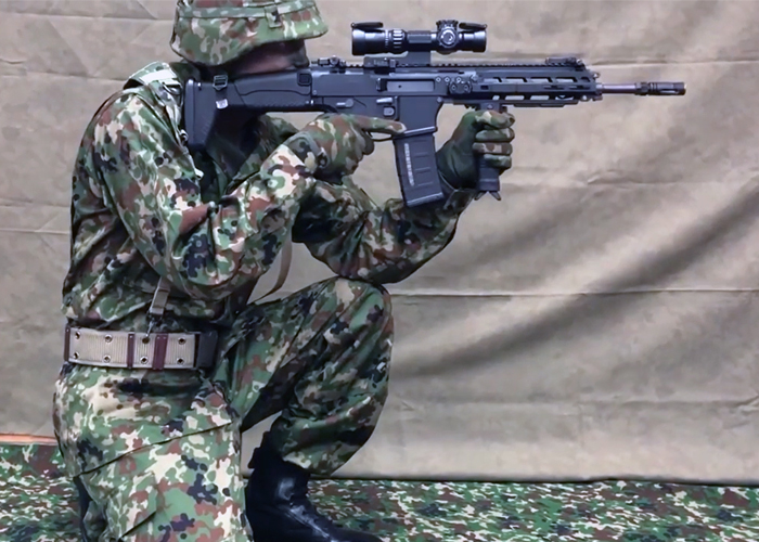 JGSDF HOWA Type 20 Rifle