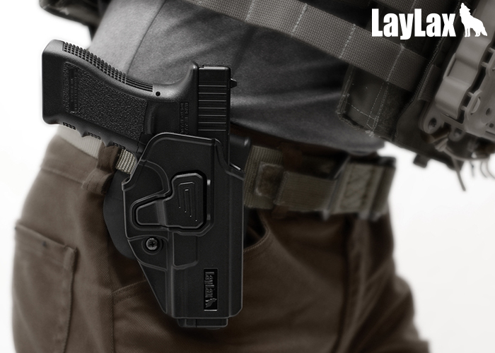 Laylax Battle Style CQC Holster For Glock Series