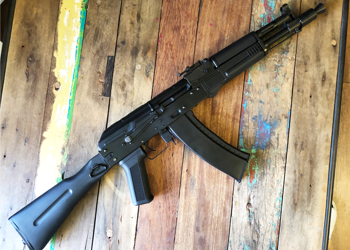 Specna Arms SA-J09 EDGE AEG Review