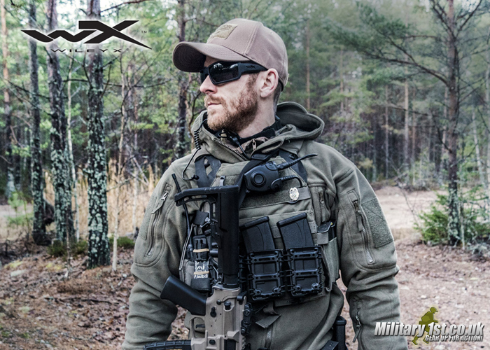 Military 1st: Wiley X WX Titan Glasses