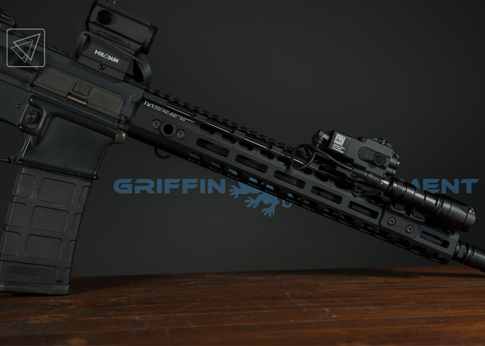 AMNB Overview: PTS Griffin Armament Low-Pro RIGID Rail