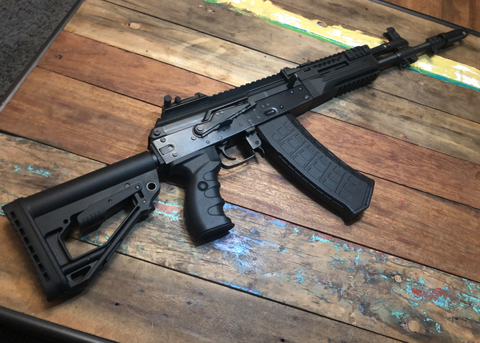 E&L Airsoft AK-12 AEG Review