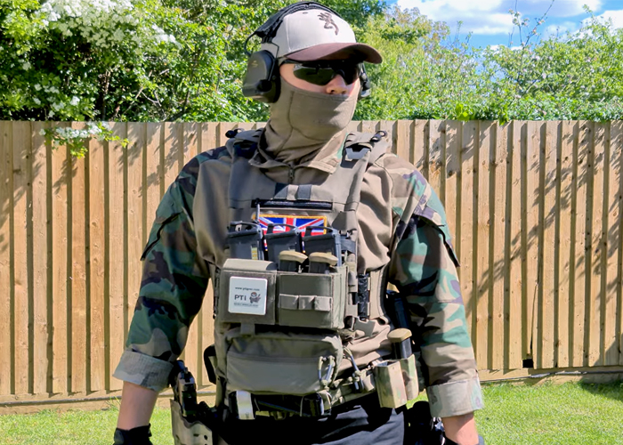 TacBrothers GTPC Plate Carrier Review