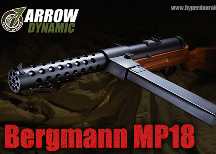 Hyperdouraku: Arrow Dynamic MP18