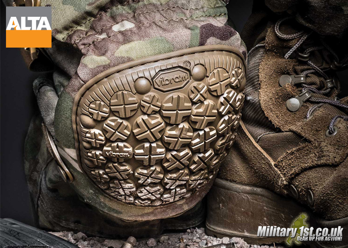 Military 1st: Alta Industries AltaCONTOUR 360 Knee Pads