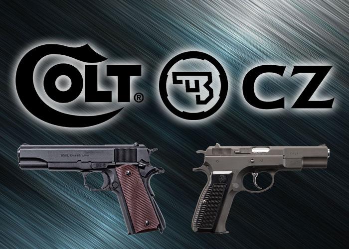 Colt & CZ