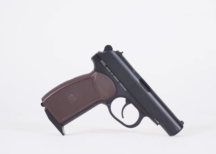 Destockage Games KWC PM Makarov CO2 Pistol